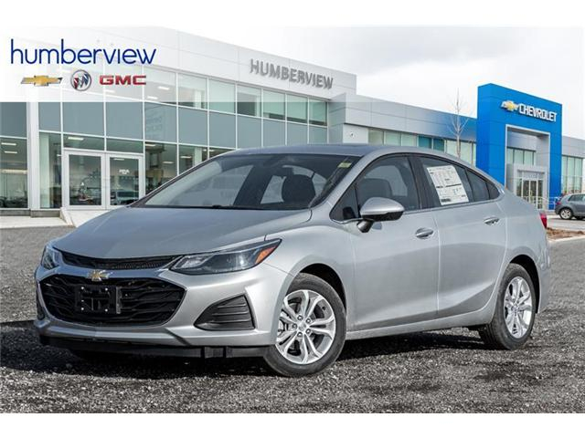 2019 Chevrolet Cruze LT (Stk: 19CZ040) in Toronto - Image 1 of 21