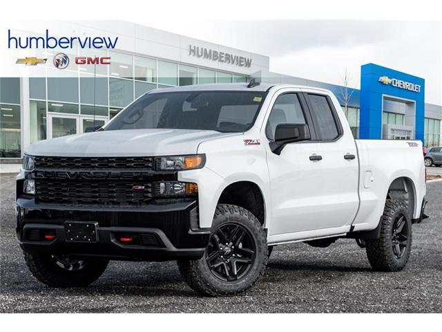 2019 Chevrolet Silverado 1500 Silverado Custom Trail Boss (Stk: 19SL074) in Toronto - Image 1 of 20