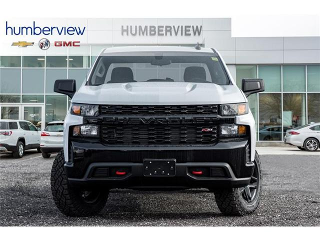 2019 Chevrolet Silverado 1500 Silverado Custom Trail Boss (Stk: 19SL074) in Toronto - Image 2 of 20
