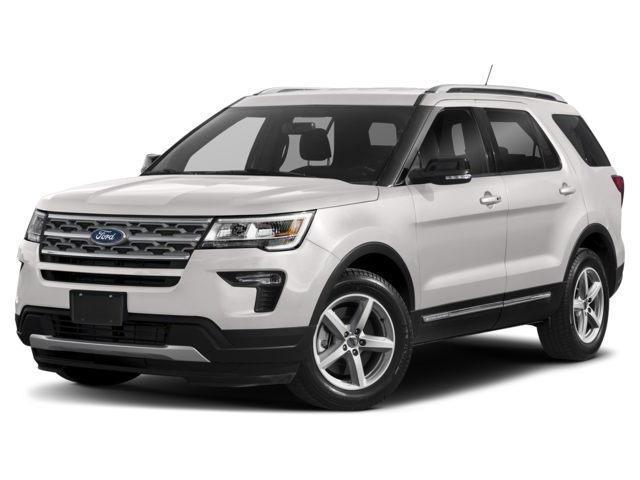 2019 Ford Explorer Platinum (Stk: K-297) in Calgary - Image 1 of 9