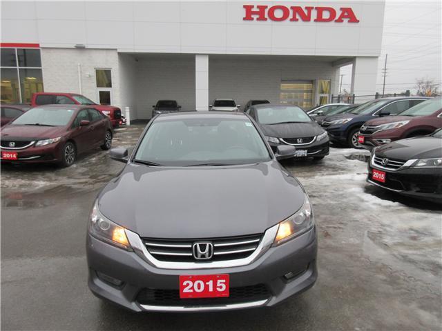 2015 Honda Accord Sport (Stk: VA3307) in Ottawa - Image 2 of 10