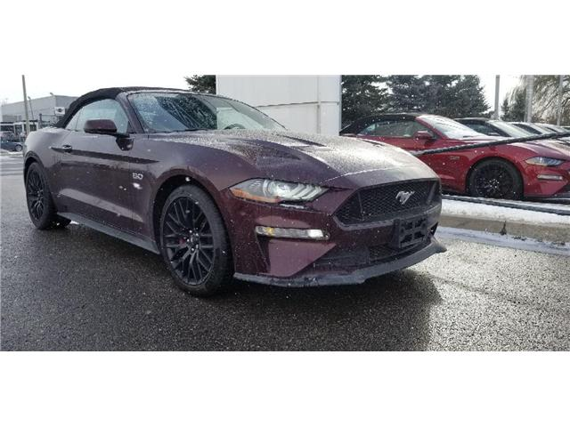 2018 Ford Mustang GT Premium at $49788 for sale in Uxbridge