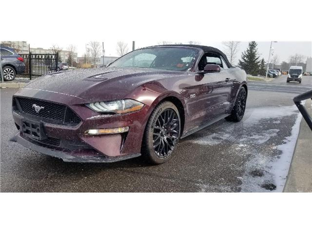 2018 Ford Mustang GT Premium (Stk: P8423) in Unionville - Image 3 of 19