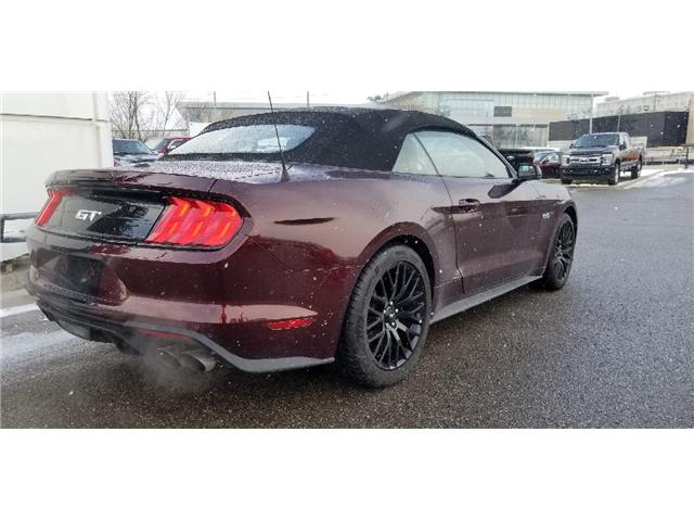 2018 Ford Mustang GT Premium (Stk: P8423) in Unionville - Image 6 of 19