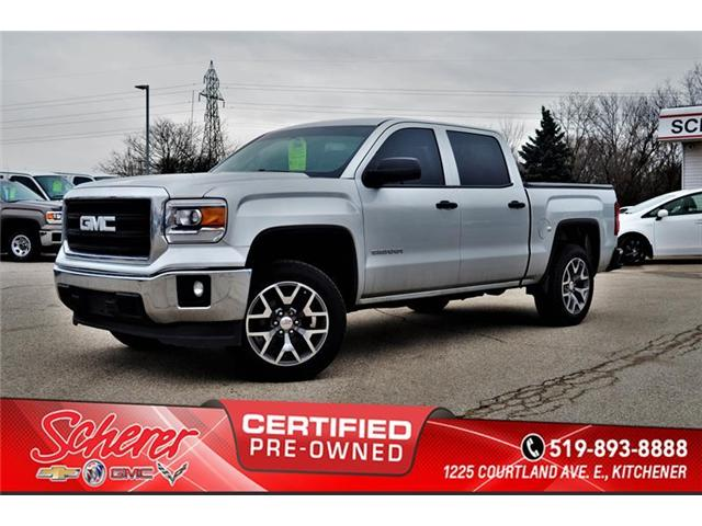 2015 GMC Sierra 1500 Base (Stk: 1814580A) in Kitchener - Image 1 of 9