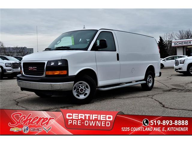 2017 GMC Savana 2500 Work Van (Stk: 581600) in Kitchener - Image 1 of 7