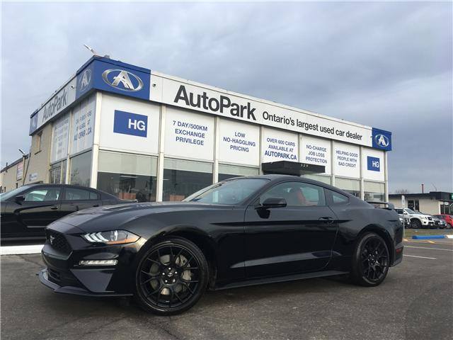 2018 Ford Mustang EcoBoost (Stk: 18-50227) in Brampton - Image 1 of 23