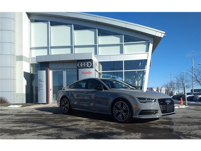 2018 Audi A7 3.0T Technik (Stk: 90404) in Nepean - Image 1 of 17