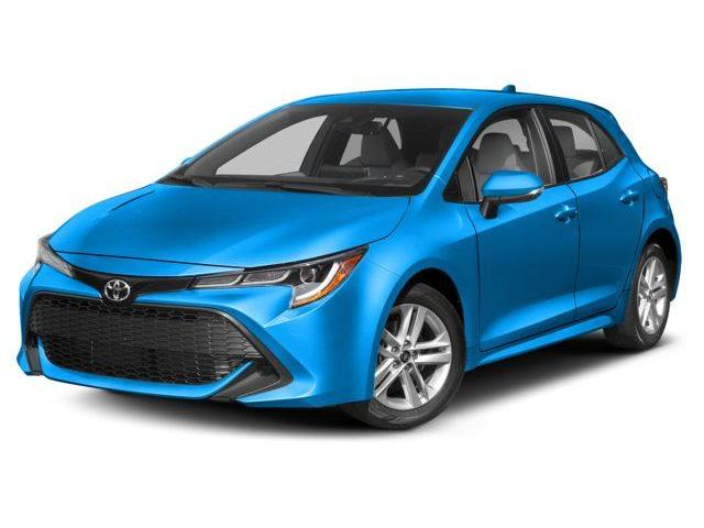 2019 Toyota Corolla Hatchback Base (Stk: 2900412) in Calgary - Image 1 of 9