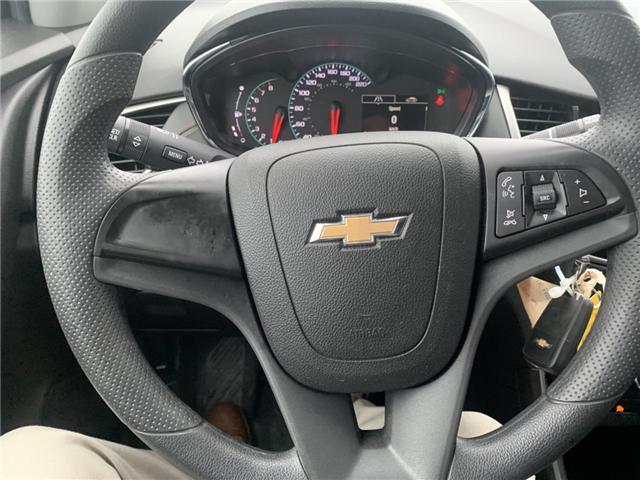 2017 Chevrolet Trax LS (Stk: 21598) in Pembroke - Image 10 of 10