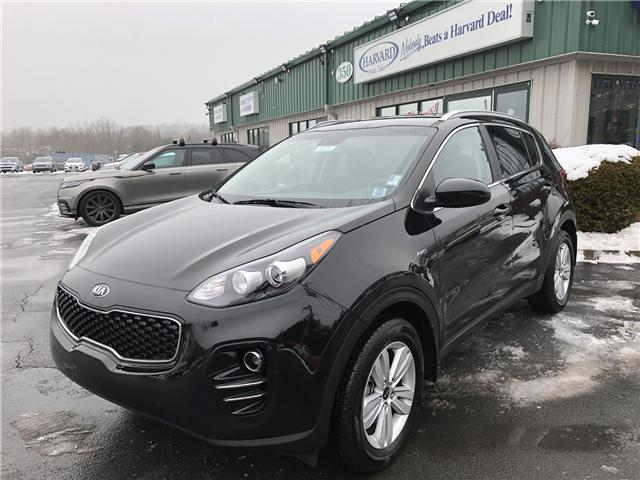 2019 Kia Sportage LX (Stk: 10221) in Lower Sackville - Image 1 of 18