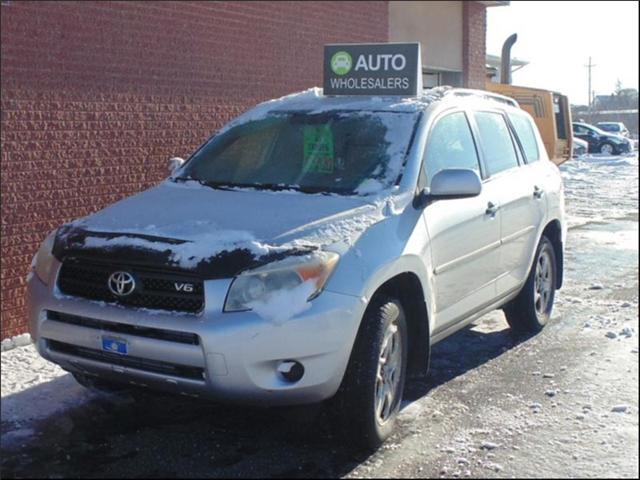 2007 Toyota RAV4 Base V6 (Stk: SUB1723A) in Charlottetown - Image 1 of 7