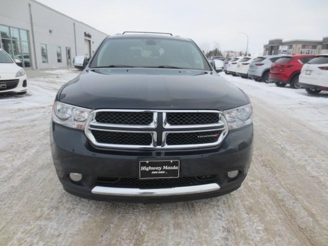 2012 Dodge Durango Crew Plus (Stk: M18218B) in Steinbach - Image 2 of 41