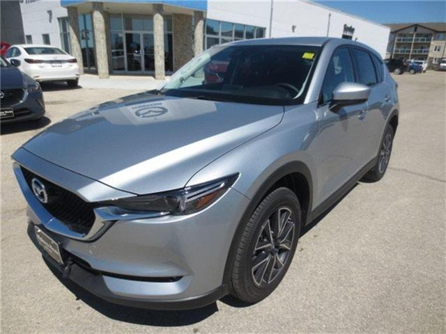 2018 Mazda CX-5 GT (Stk: M18072) in Steinbach - Image 1 of 23