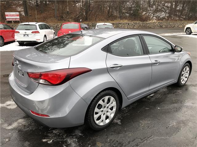 2015 Hyundai Elantra GL (Stk: 10122A) in Lower Sackville - Image 5 of 18