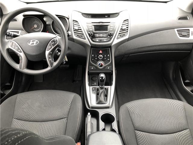 2015 Hyundai Elantra GL (Stk: 10122A) in Lower Sackville - Image 11 of 18