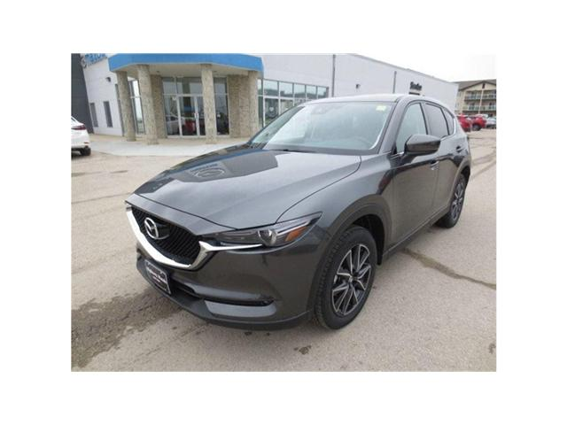 2018 Mazda CX-5 GT (Stk: M18154) in Steinbach - Image 1 of 38