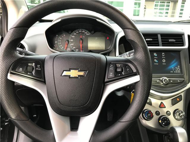 2017 Chevrolet Sonic LT Auto (Stk: NE100) in Calgary - Image 11 of 16