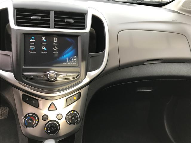 2017 Chevrolet Sonic LT Auto (Stk: NE100) in Calgary - Image 12 of 16