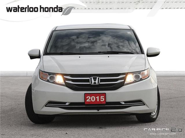 2015 Honda Odyssey EX (Stk: U4914) in Waterloo - Image 2 of 28