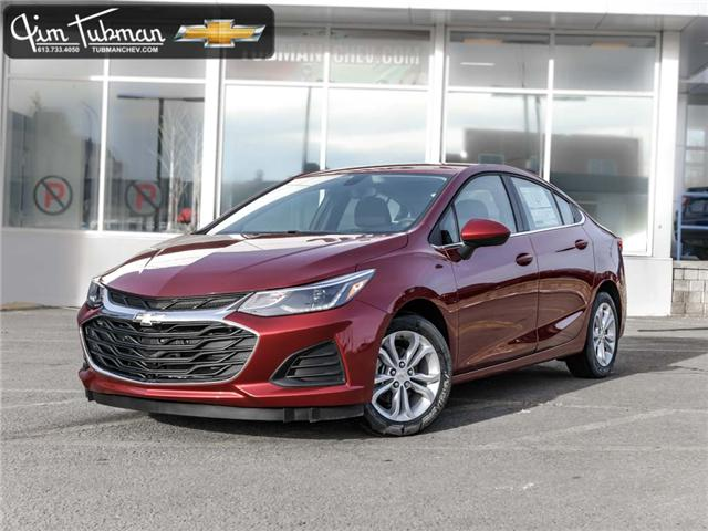 2019 Chevrolet Cruze LT (Stk: 190200) in Ottawa - Image 1 of 19