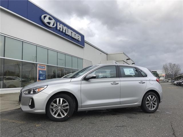 2019 Hyundai Elantra GT Preferred (Stk: H92-0526) in Chilliwack - Image 1 of 10