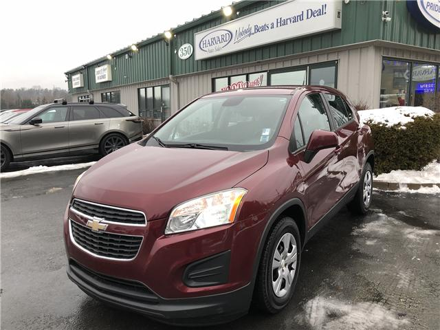 2014 Chevrolet Trax LS (Stk: 10129A) in Lower Sackville - Image 1 of 15