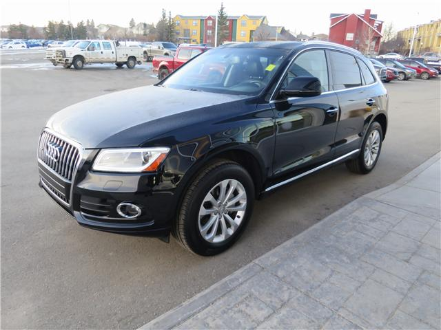 2017 Audi Q5 2.0T Progressiv (Stk: B81368) in Okotoks - Image 1 of 21