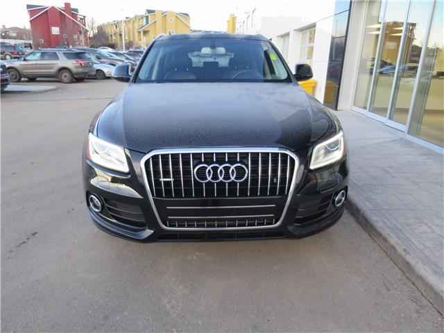 2017 Audi Q5 2.0T Progressiv (Stk: B81368) in Okotoks - Image 2 of 21