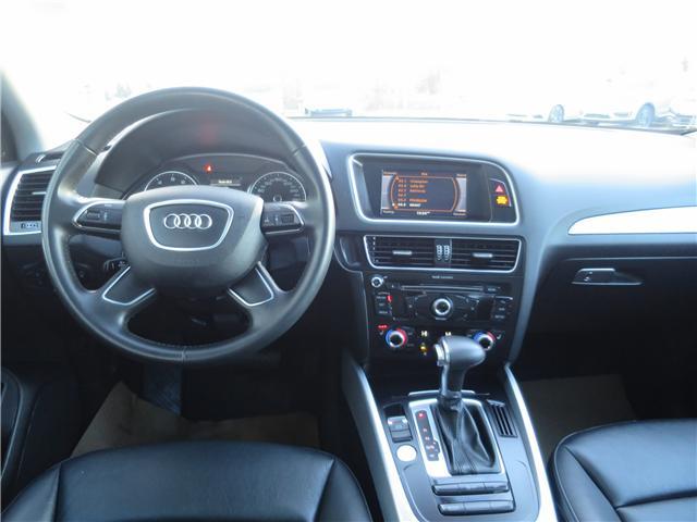 2017 Audi Q5 2.0T Progressiv (Stk: B81368) in Okotoks - Image 8 of 21