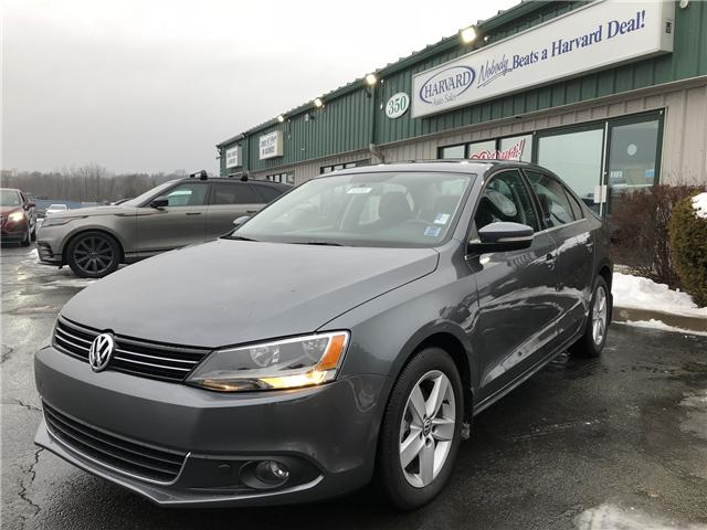 2014 Volkswagen Jetta 2.0 TDI Comfortline (Stk: 10191) in Lower Sackville - Image 1 of 17