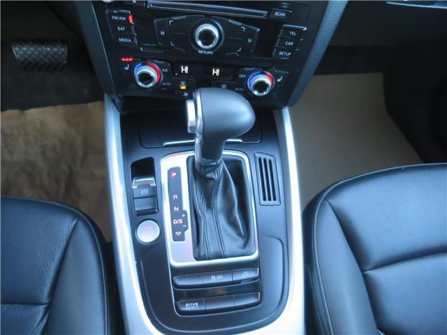 2017 Audi Q5 2.0T Progressiv (Stk: B81368) in Okotoks - Image 14 of 21