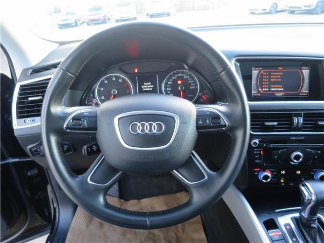 2017 Audi Q5 2.0T Progressiv (Stk: B81368) in Okotoks - Image 15 of 21