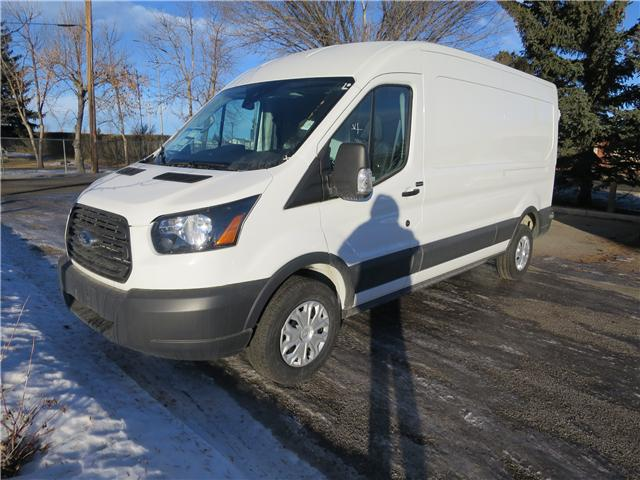 2018 Ford Transit-250 Base (Stk: J-2436) in Okotoks - Image 1 of 6