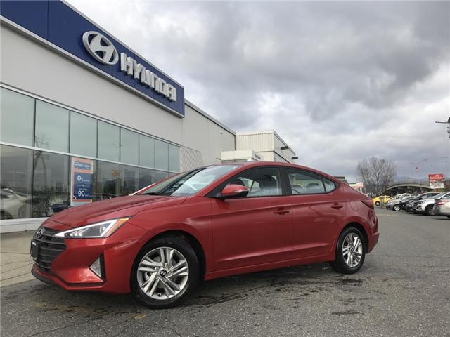 2019 Hyundai Elantra Preferred (Stk: H92-9236) in Chilliwack - Image 1 of 10