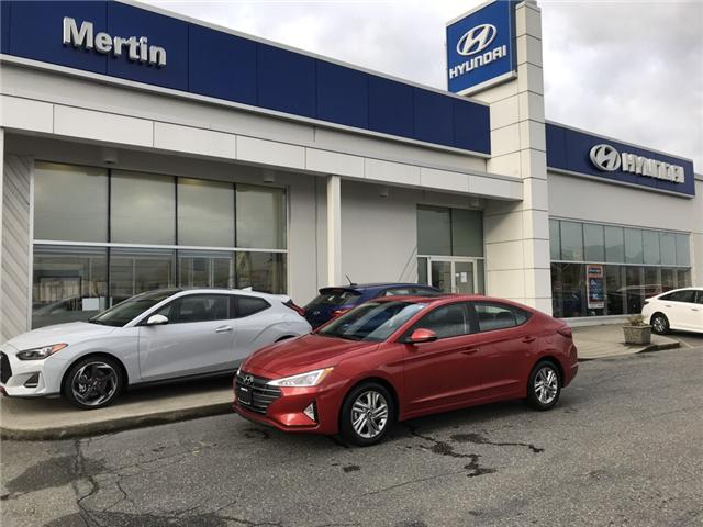 2019 Hyundai Elantra Preferred (Stk: H92-9236) in Chilliwack - Image 2 of 10