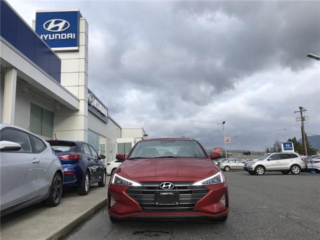 2019 Hyundai Elantra Preferred (Stk: H92-9236) in Chilliwack - Image 3 of 10