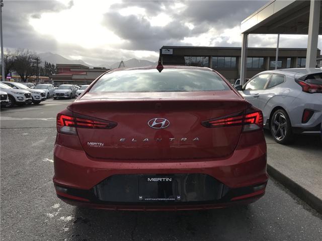2019 Hyundai Elantra Preferred (Stk: H92-9236) in Chilliwack - Image 6 of 10