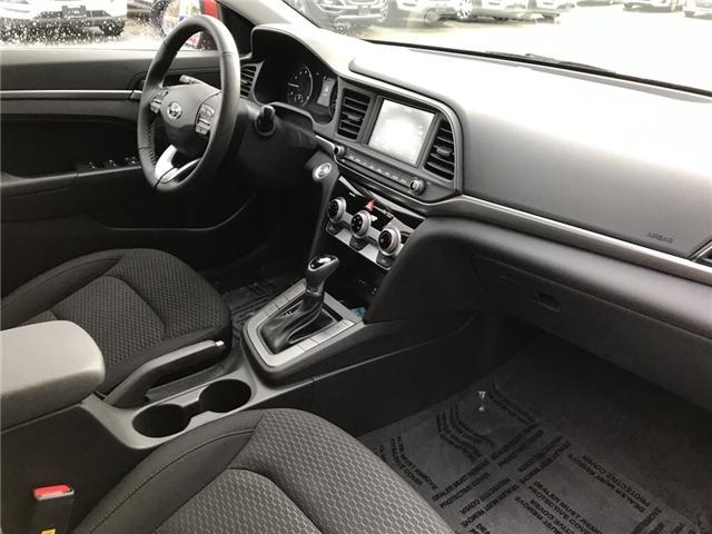 2019 Hyundai Elantra Preferred (Stk: H92-9236) in Chilliwack - Image 8 of 10