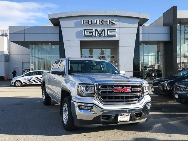 2018 GMC Sierra 1500 SLE (Stk: 8R17140) in North Vancouver - Image 2 of 13