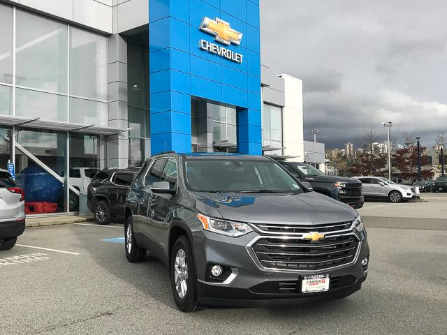 2019 Chevrolet Traverse LT (Stk: 9TR37670) in North Vancouver - Image 2 of 14