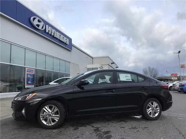 2019 Hyundai Elantra Preferred (Stk: H92-6324) in Chilliwack - Image 1 of 10