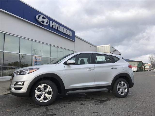 2019 Hyundai Tucson Essential w/Safety Package (Stk: H96-0359) in Chilliwack - Image 1 of 11
