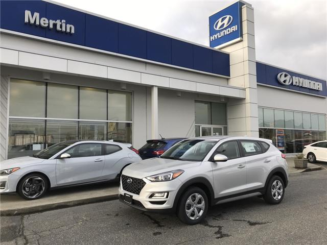 2019 Hyundai Tucson Essential w/Safety Package (Stk: H96-0359) in Chilliwack - Image 2 of 11