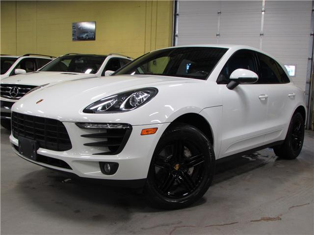 2015 Porsche Macan S (Stk: S2185) in North York - Image 1 of 17
