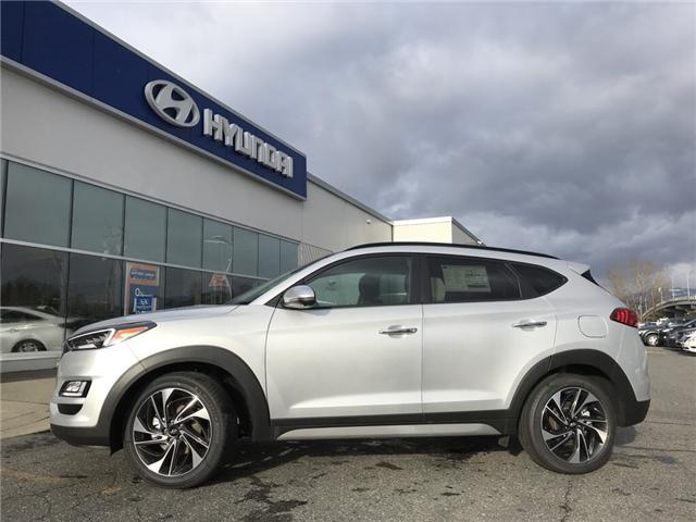 2019 Hyundai Tucson Ultimate (Stk: H96-4421) in Chilliwack - Image 1 of 11