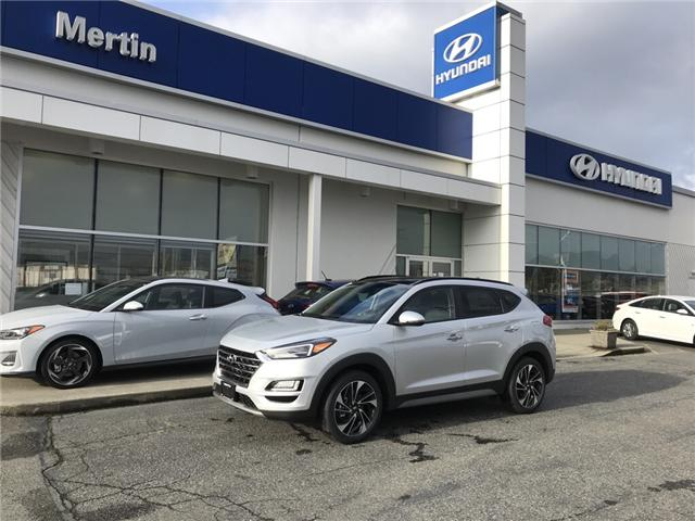 2019 Hyundai Tucson Ultimate (Stk: H96-4421) in Chilliwack - Image 2 of 11