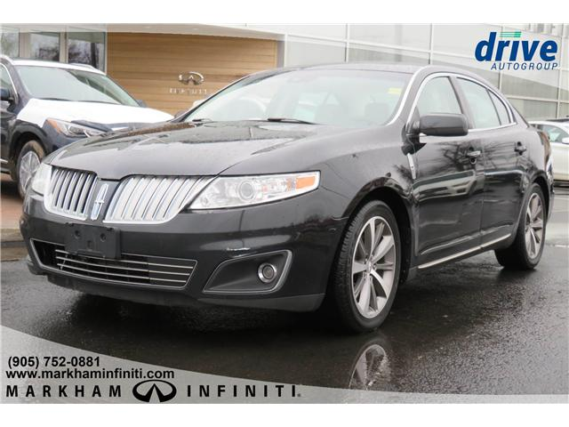 2009 Lincoln MKS  (Stk: K164B) in Markham - Image 1 of 23