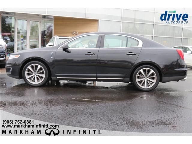 2009 Lincoln MKS  (Stk: K164B) in Markham - Image 2 of 23