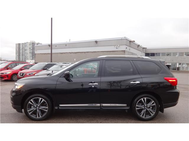 2018 Nissan Pathfinder Platinum (Stk: U12368) in Scarborough - Image 2 of 31